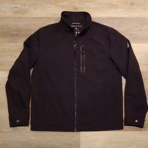 Nautica Water Wind Resistant Stretch Nylon Jacket